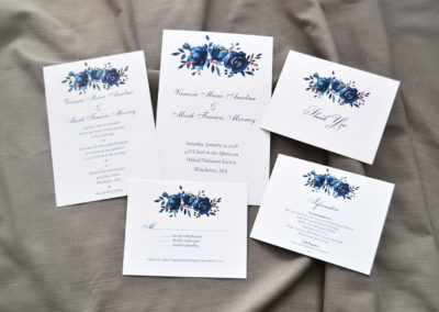 Weddings and Invitations